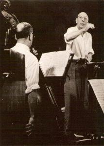 Igor Stravinsky – Venice 1960