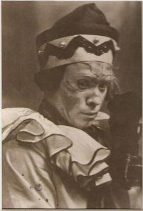 Ninjinsky as Petrushka 1911