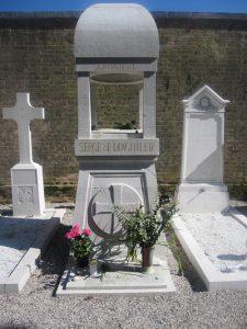 Venice – Diaghilev's grave