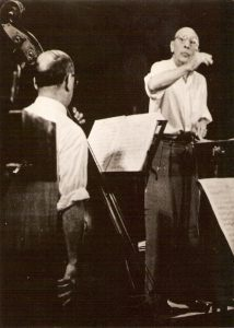 Igor Stravinsky – Venise, 1956