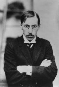 Igor Stravinsky – 1907
