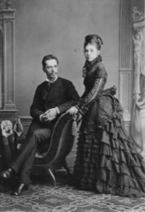 Odessa 1874 – Stravinsky's parents