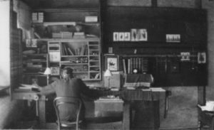 Igor Stravinsky – Les Diablerets, 1917 *