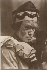 Ninjinsky as Petrushka 1911